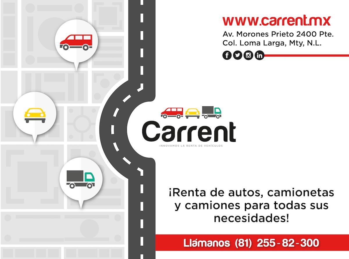Ofrecemos el mejor servicio y contamos con renta de carros, camionetas y camiones en Monterrey, N.L.