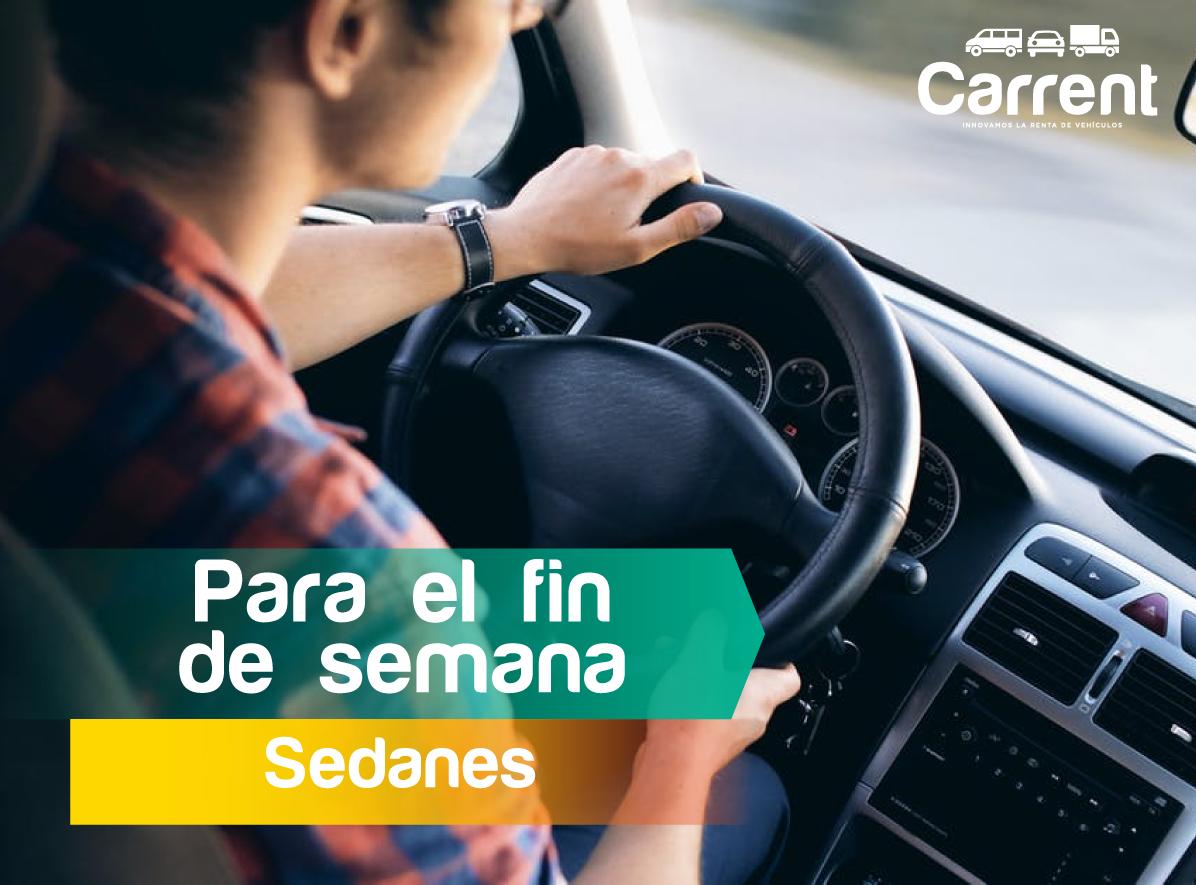 ¿Tienes algun plan este fin de semana? Te recomendamos: carrent.mx/sedan/clasico/